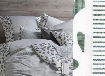 Graser-Bettwäsche-Ginkgo-Satin-weiß-weiß