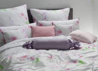 Graser-Bettwäsche-Orchidee-Feinsatin