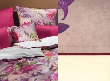 Vorschaubild graser-bettwaesche-fiori-feinsatin-malve-elfenbein-amaranth-225888
