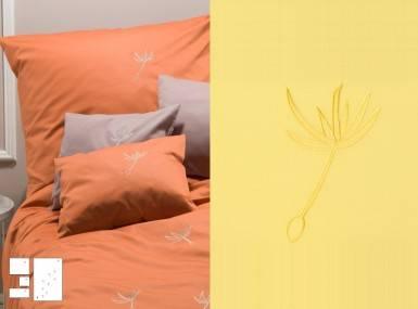 Vorschaubild graser-bettwaesche-pusteblume-satin-1700-sonne