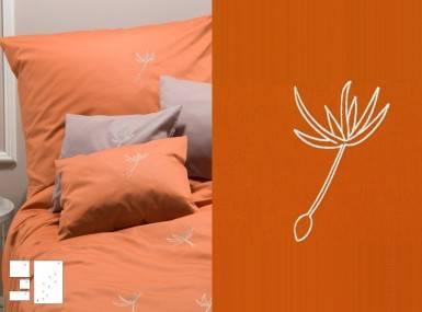 Vorschaubild graser-bettwaesche-pusteblume-satin-4400-bronze