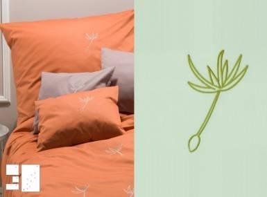 Vorschaubild graser-bettwaesche-pusteblume-satin-4500-lind