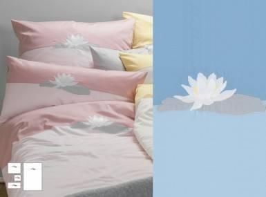 Vorschaubild graser-bettwaesche-seerose-satin-3340-aqua-hortensie