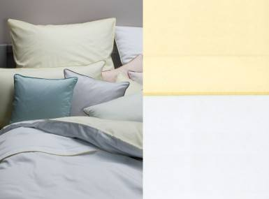 Vorschaubild graser-bettwaesche-solo-mio-satin-901417-weiss-citrone-sonne
