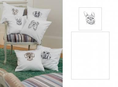 Vorschaubild graser bettwaesche franzoesische bulldogge satin